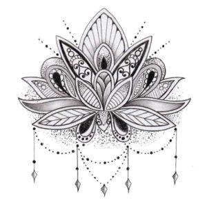 Значение татуировки лотос