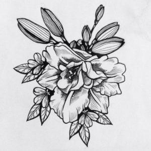 Значение татуировок цветы