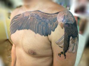 Татуировка с птицей, почему следует сделать