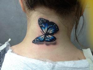 Тату бабочка значение в современном мире
