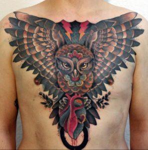 Что означает татуировка с изображением птицы в современном мире?