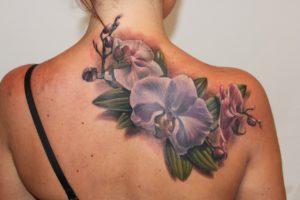Что означает тату цветок?